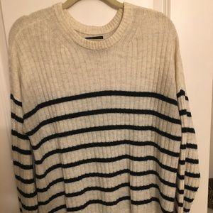 Abercrombie Stripped Sweater